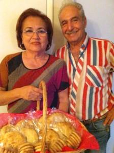 SRA PARRA DE LA ROSA & SR ZAZUETA