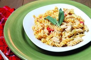 Pasta-gorgonzola
