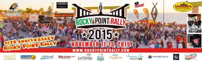 15 Years of Sea, Sun, and Fiesta at the Rocky Point Rally