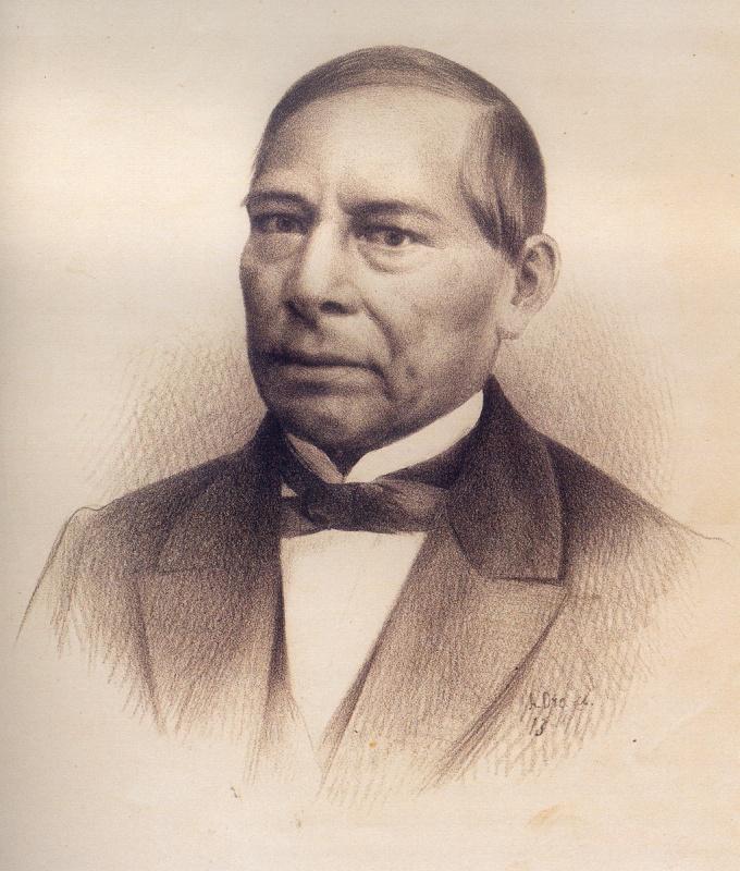 Benito Juárez (Benito Pablo Juárez García)
