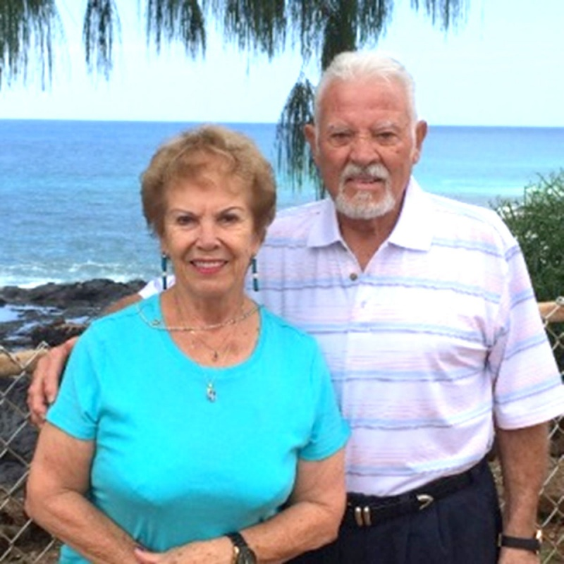 Casey & Beverly Luna 50th Anniversary