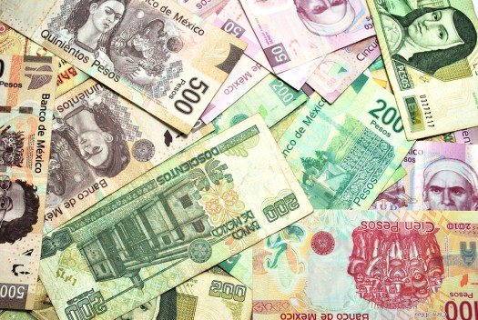 Inflation Falls to Record Low Despite Peso's Tumble