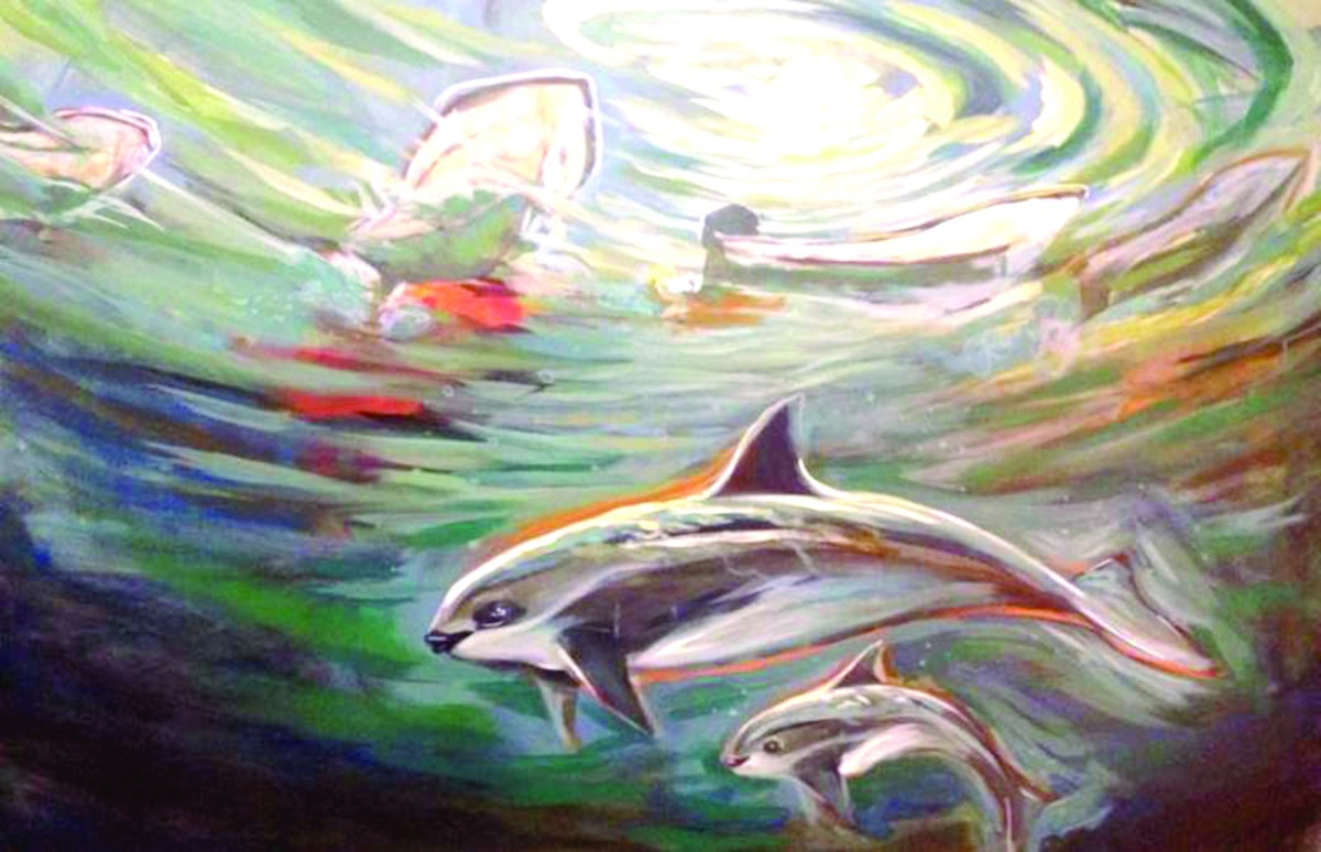 Vaquita Ambassadors Focus on Endangered Species