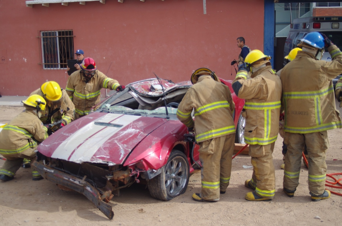 Fire fighters receive 'Jaws of Life'