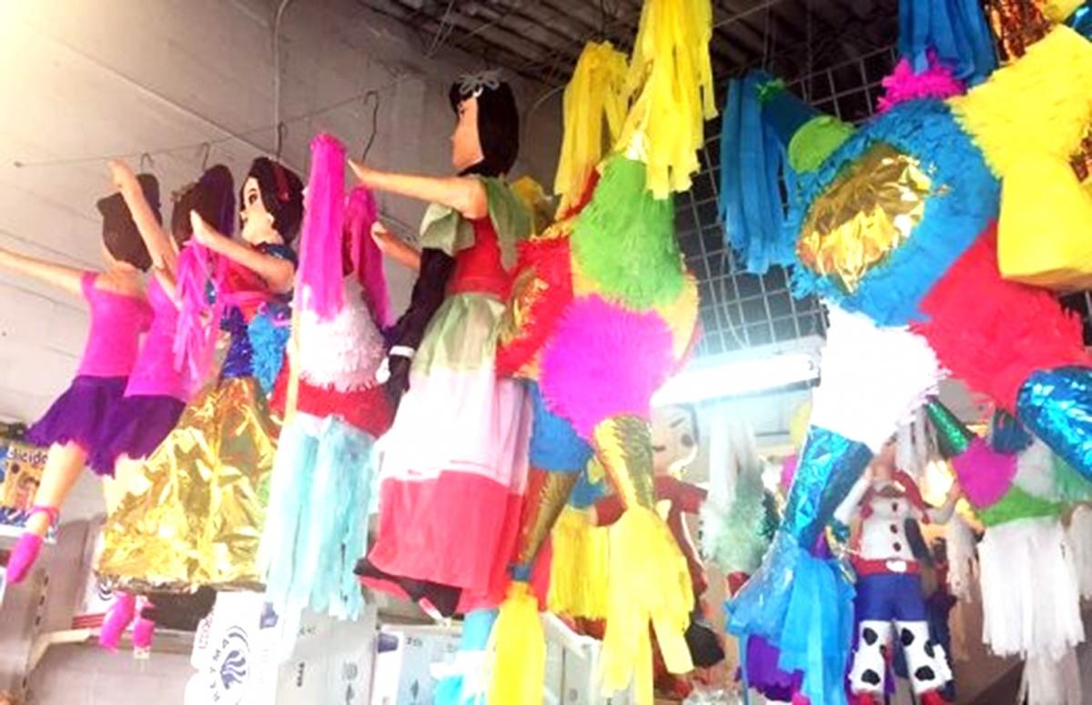 More to Piñatas than Meets the Eye