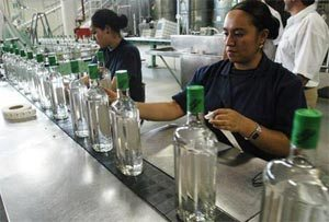 Mexico Sets New Record in Tequila Export