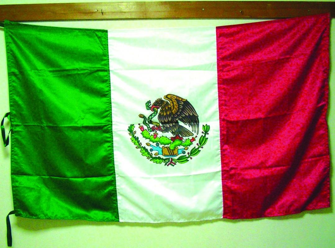 Mexico's National Flag