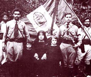 Cristeros-Bandera