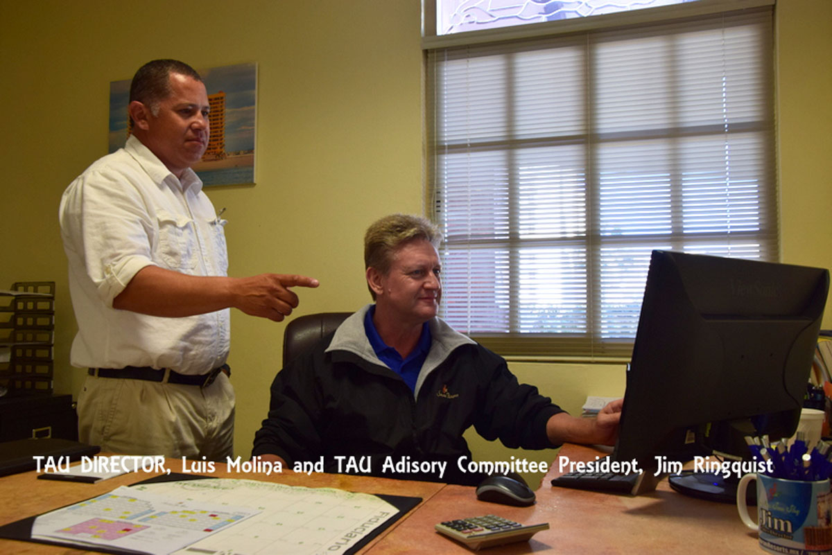 Mayor's Tourist Assistance Unit (Tau) Proves To Be Valuable Asset As First Responders