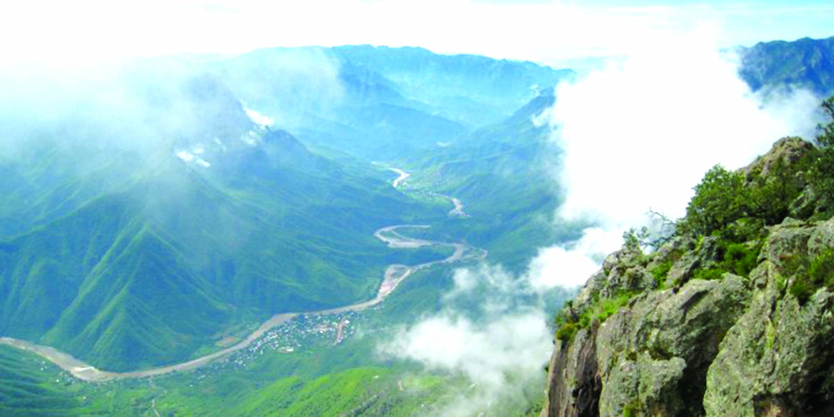 Experience Mexico's Copper Canyon