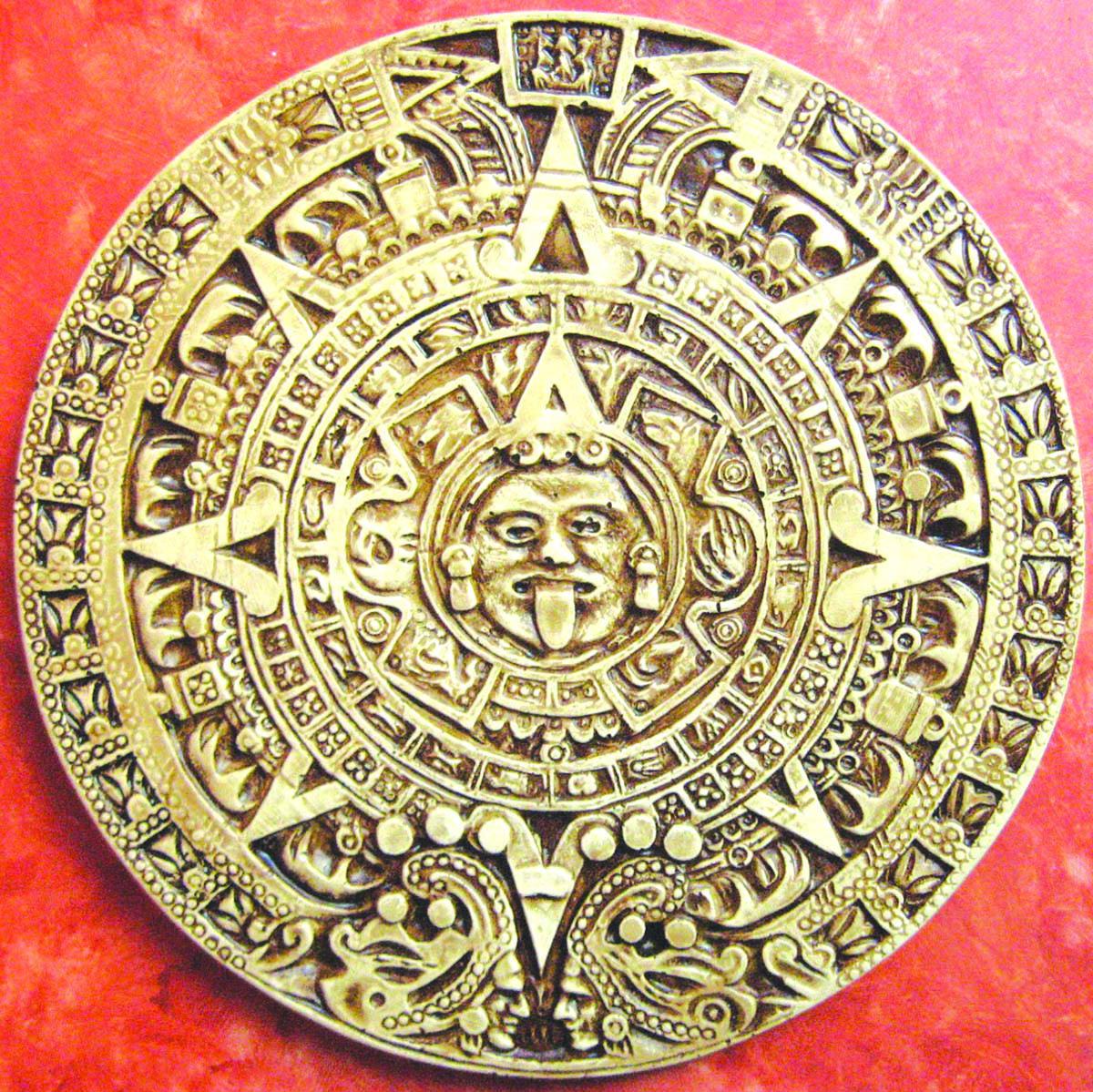 Aztec prophecies