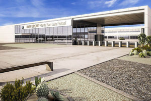 Construction Starts on BMW Assembly Plant
