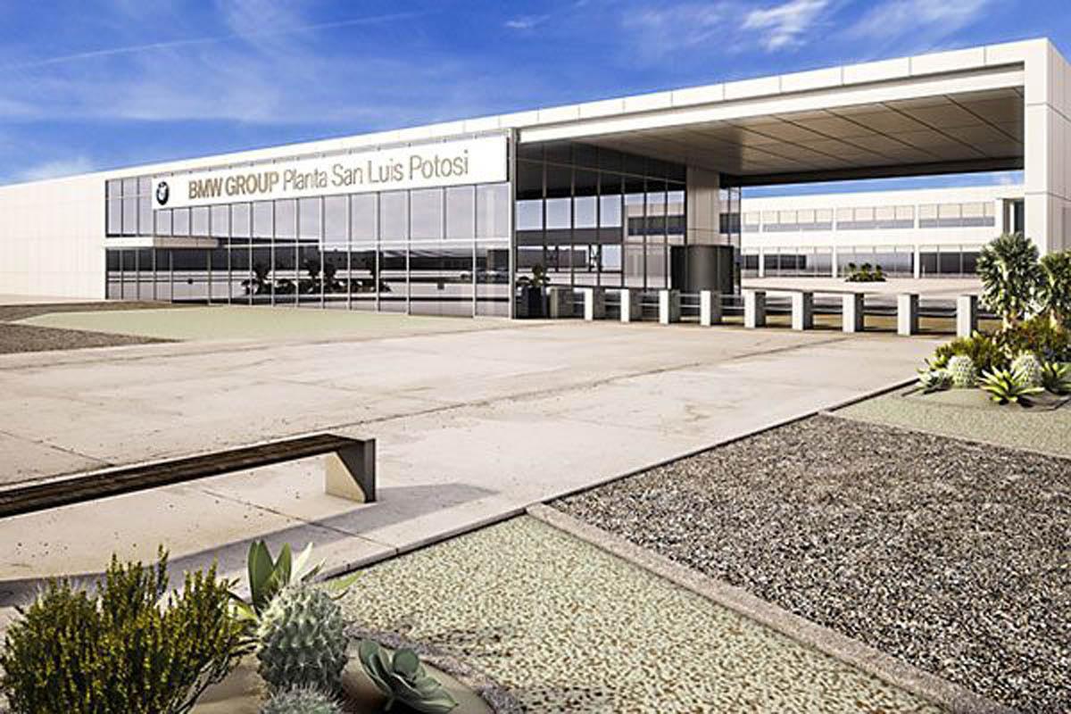 Construction Starts on BMW Assembly Plant