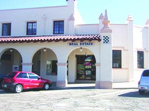 Historical Ajo Plaza