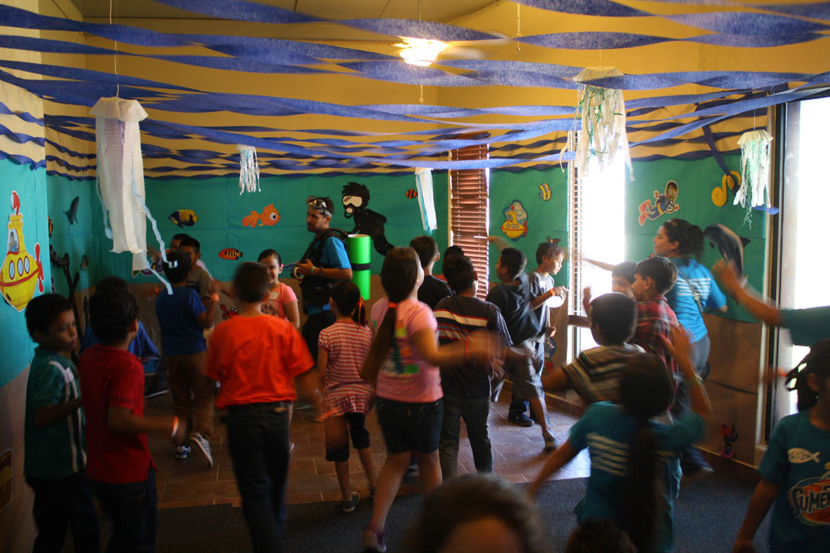 Vacation Bible School – Rocky Point Family of God – June 27-July1, 2016