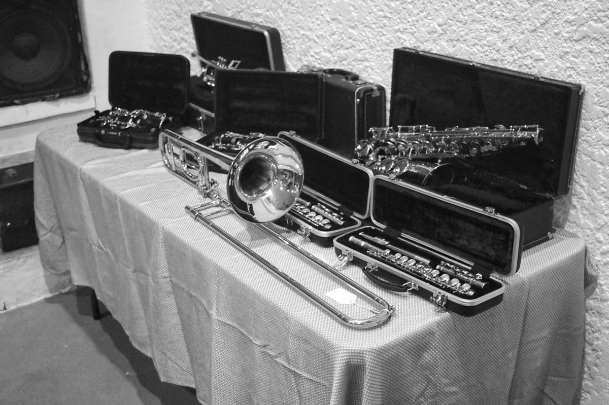Rocky Point music program ends a successful year, gets a boost with donated instruments
