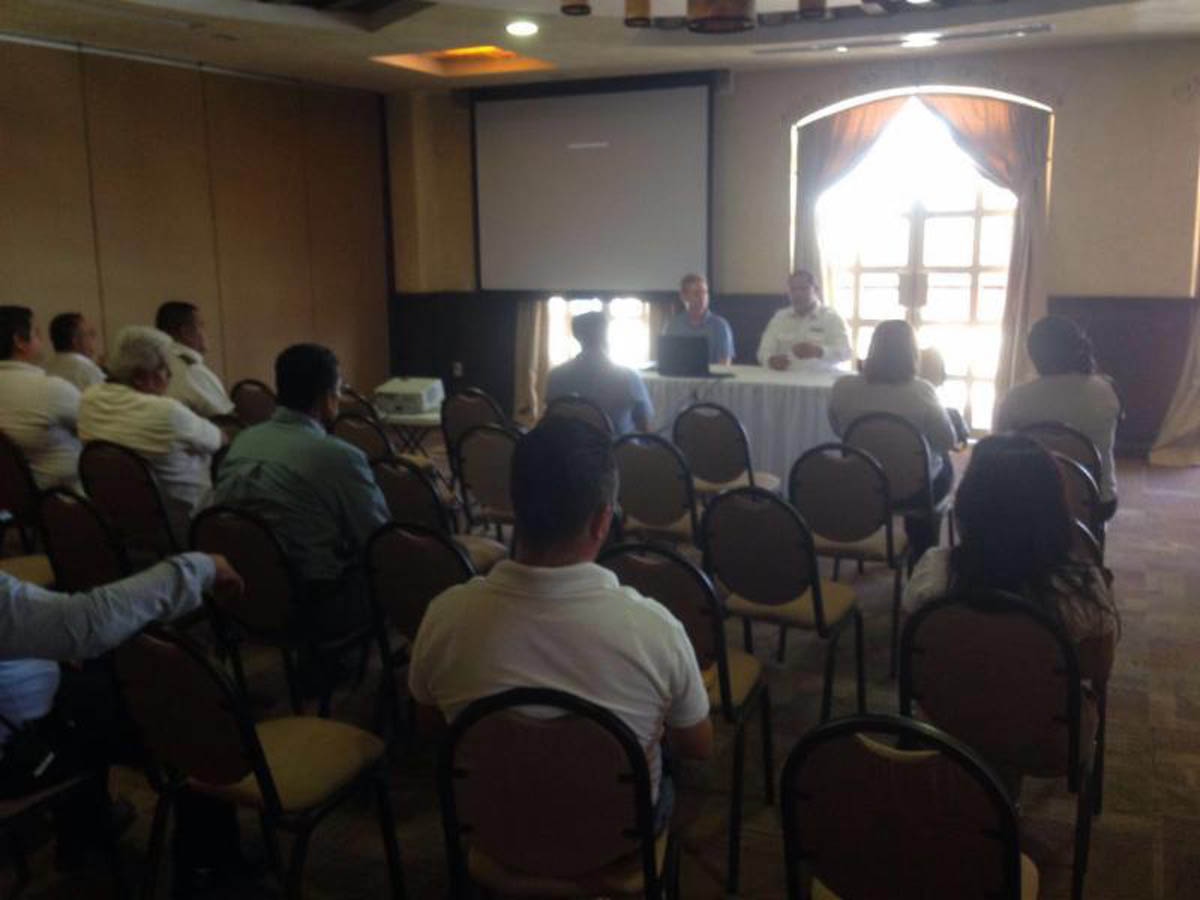 Tourist Assistance Unit Holds First Informational Meeting at Sonoran Sky Resort
