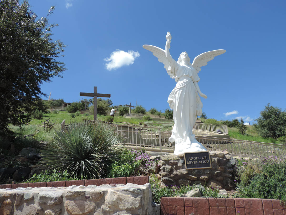 Our Lady of The Sierras Shrine