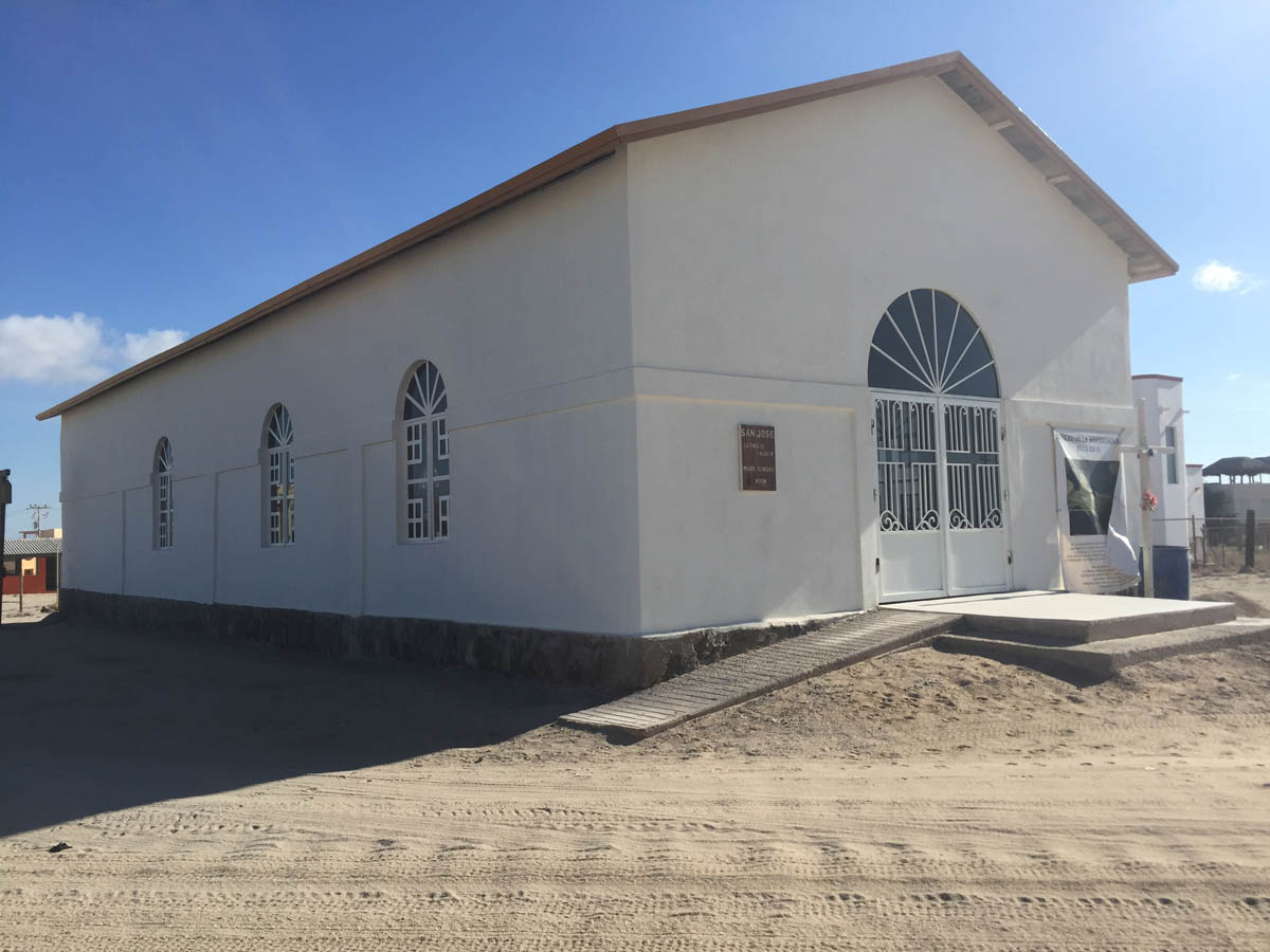 San José Mission Church changes Sunday Mass time