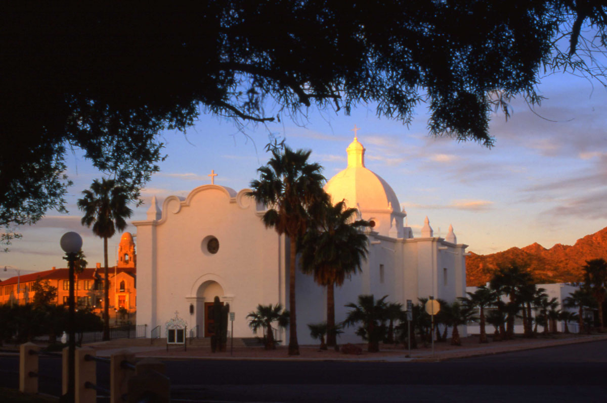 100 YEARS…Ajo Immaculate Conception Parish, Ajo, AZ