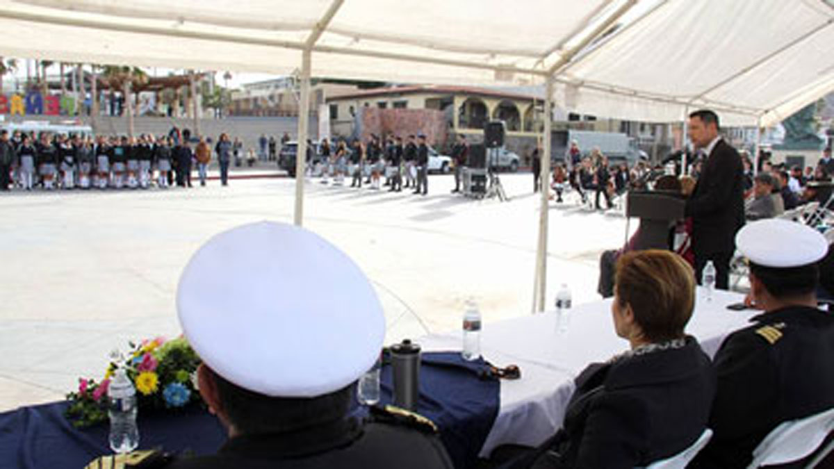 Mayor Leads Ceremony to Commemorate Centennial of 1917 Constitution