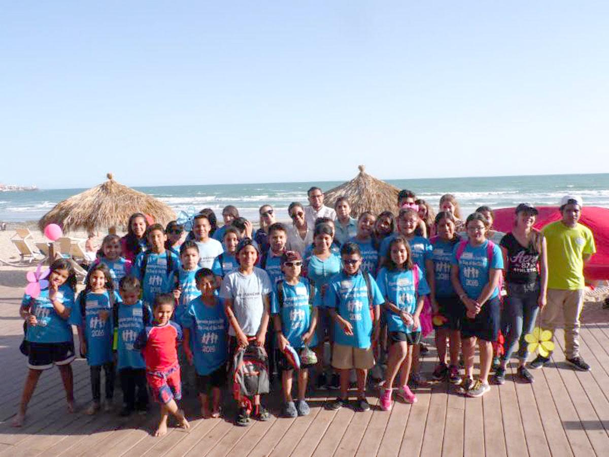 The Day of The Child, for the Children of Esperanza Por Los Niño's 2017