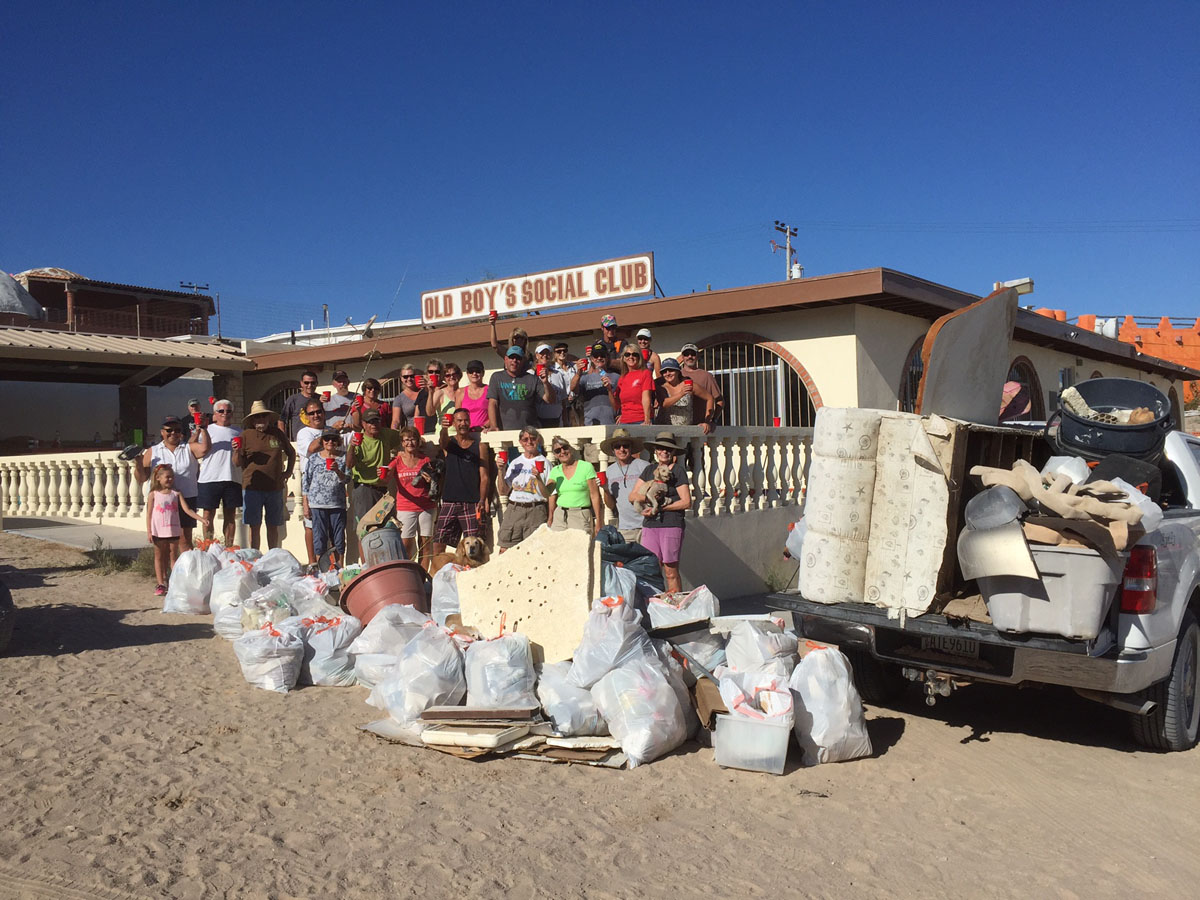 Earth Day cleanup planned in Cholla