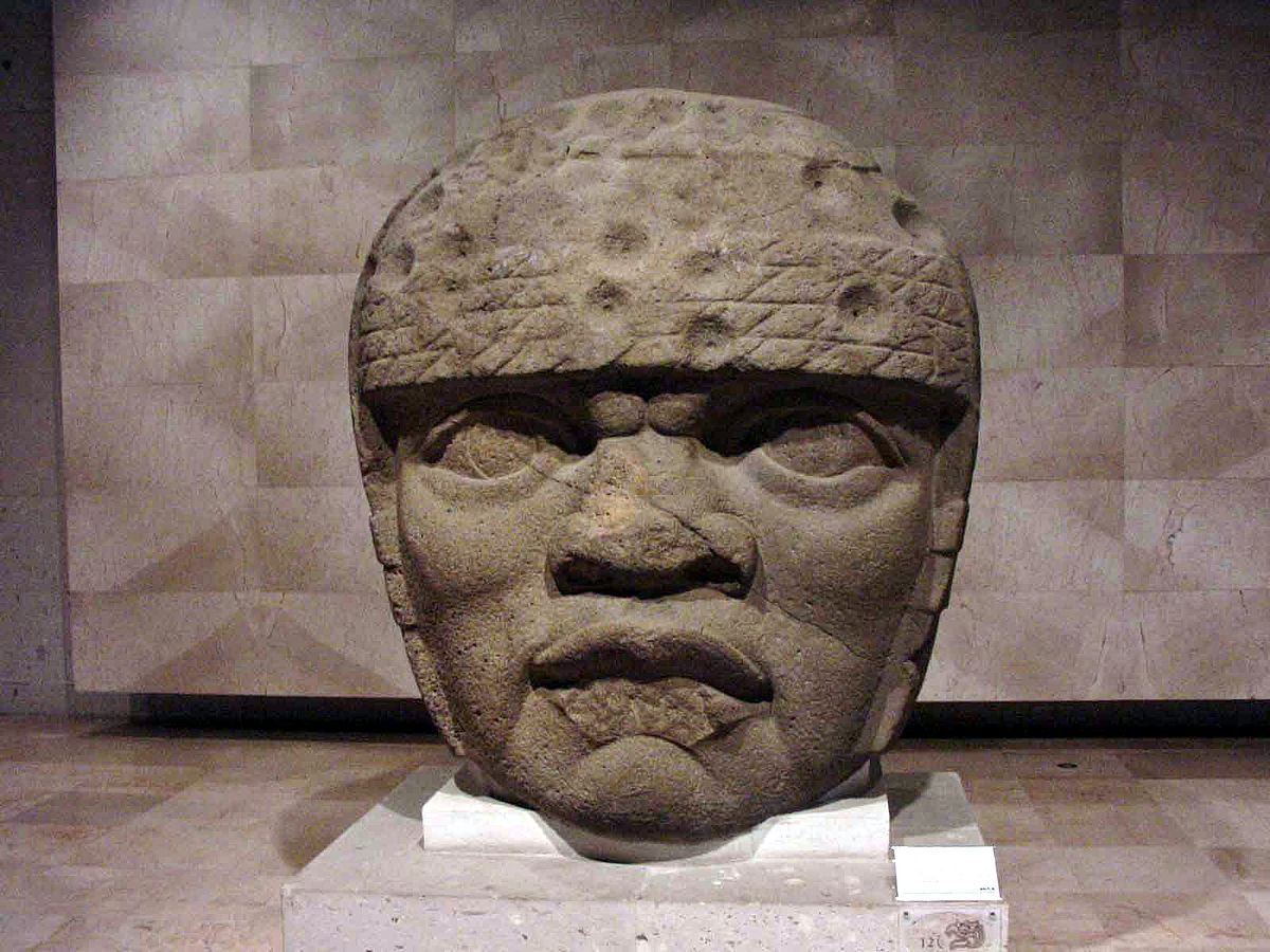The Olmec Culture of Mexico