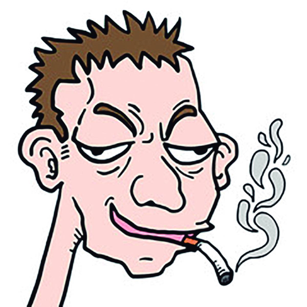 Smoke, Smoke, Smoke that Cigarette