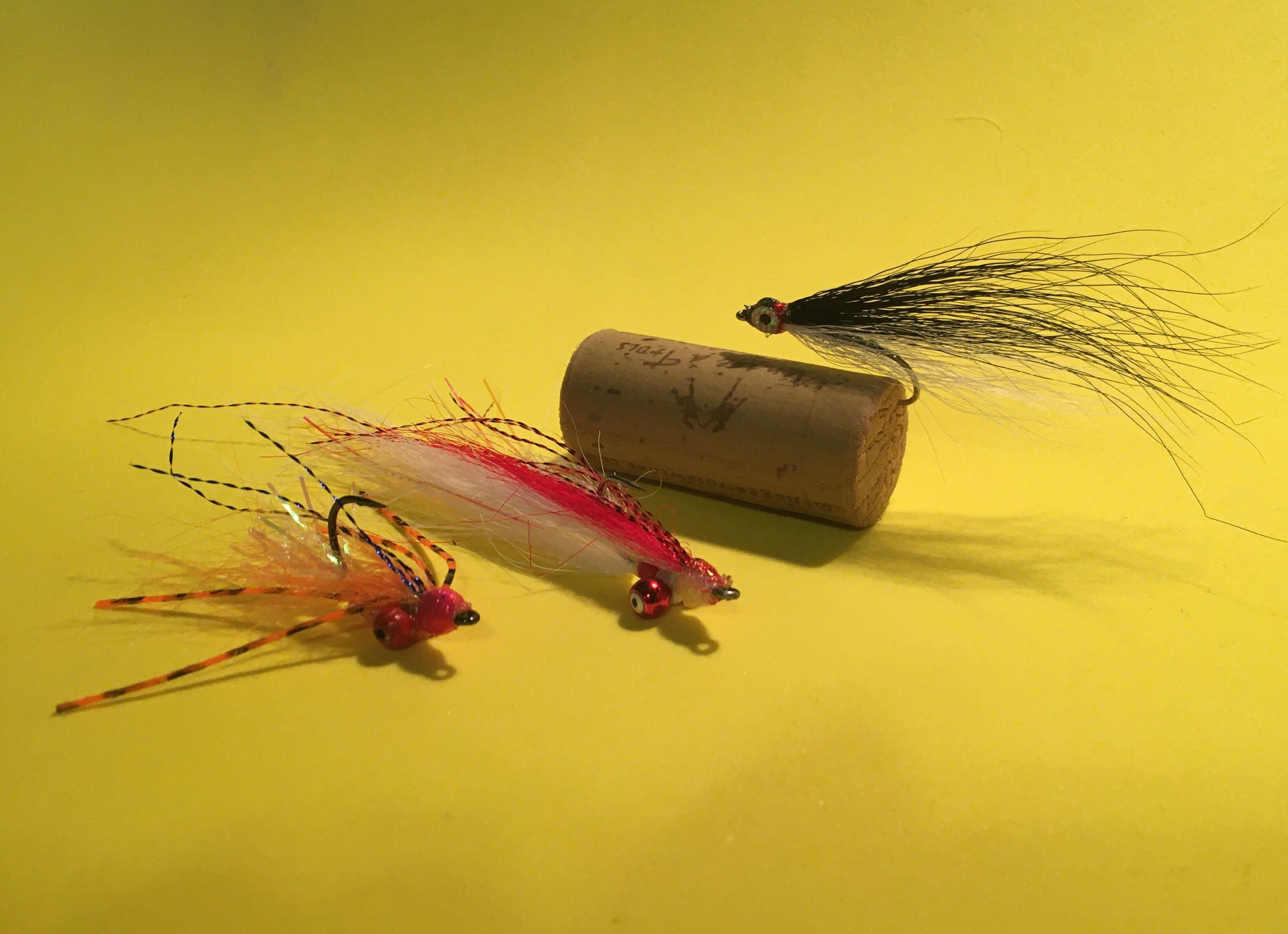 Tying One On…