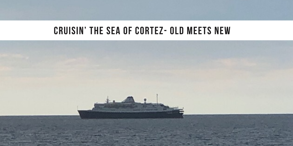 Cruisin' the Sea of Cortez- Old Meets New
