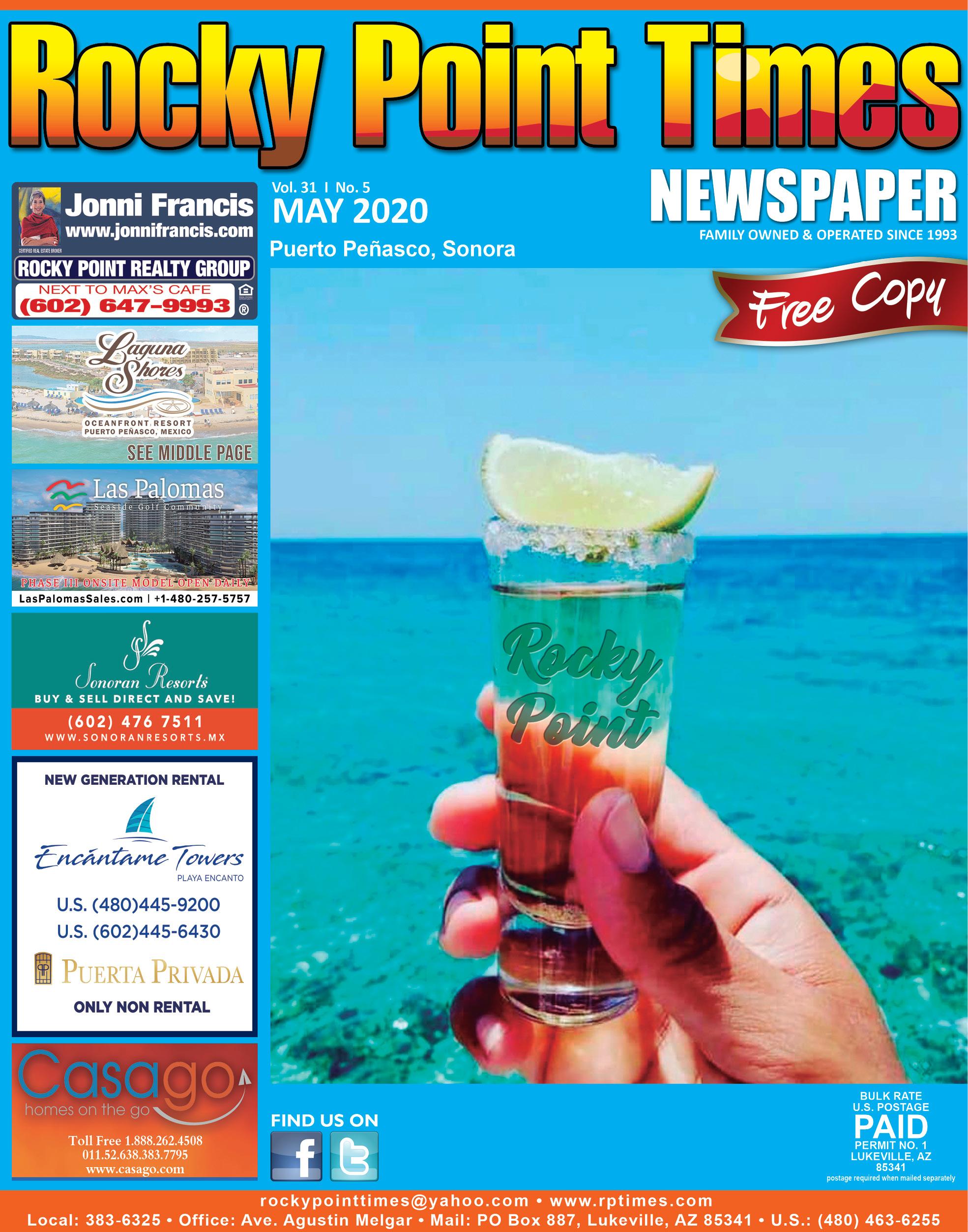 Editorial May