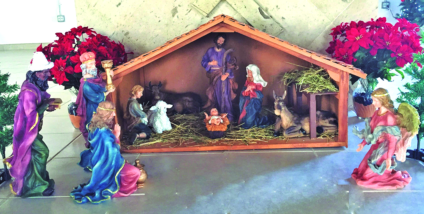 The 12 Days of Christmas feature Christmas hymns