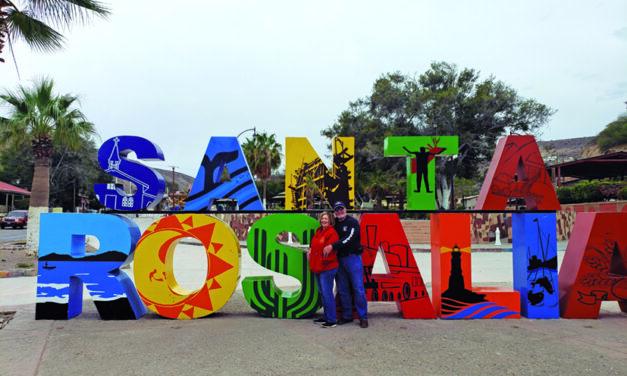 Baja Tour: On to Loreto