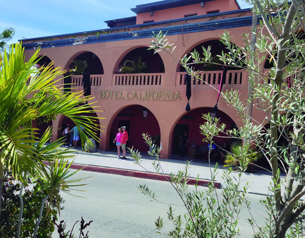 Baja Tour: West Coast